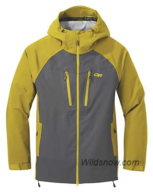 Skyward II Jacket Review–Skiing Masterpiece by OR