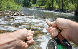 The Contemplative Art of Fly-Fishing