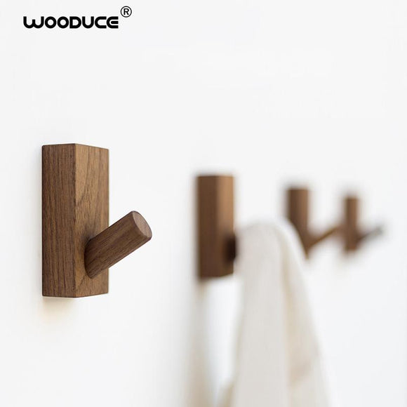 Wood Wall Mounted Hook