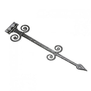 Black Iron Door Hinge · Kirkpatrick 622 ·