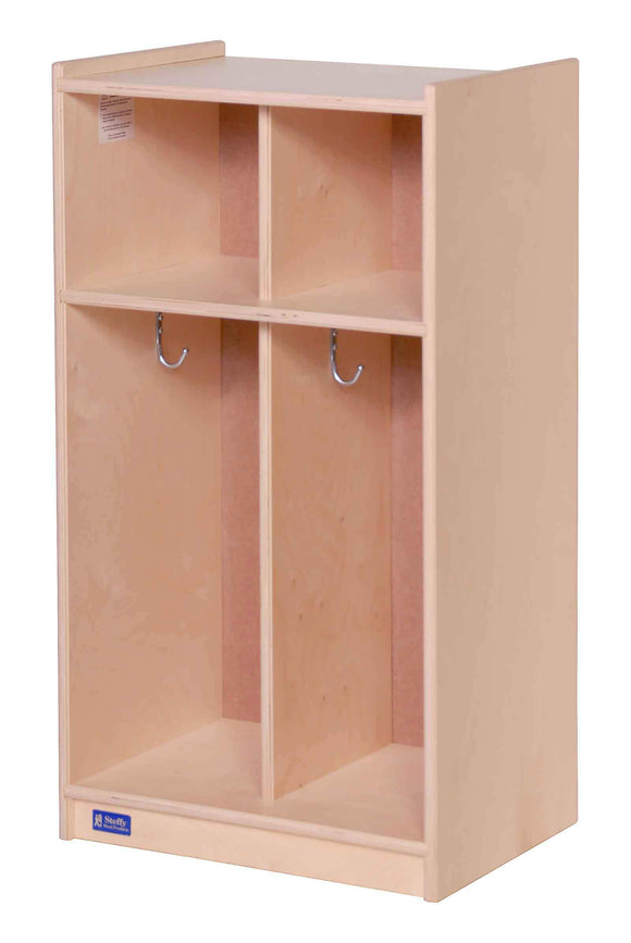 Angeles 2-Section Toddler Locker ANG1023-2