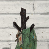 Tree Branch Cast Iron Coat Hook - two sizes available