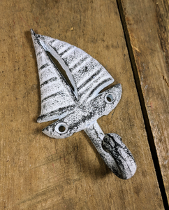 Sailboat Coat Hook