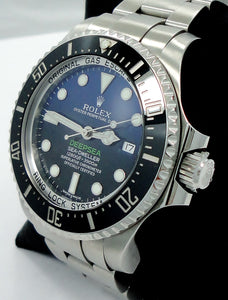 Rolex Oyster Perpetual DeepSea 116660 James Cameron BOX/PAPERS
