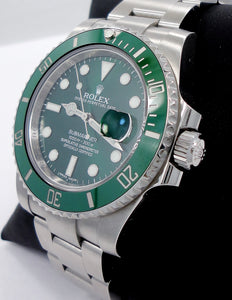 Rolex Oyster Perpetual Submariner HULK 116610LV
