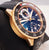 IWC AQUATIMER 18K Rose Gold 44mm Black Dial Men's Watch IW376905 *MINT*