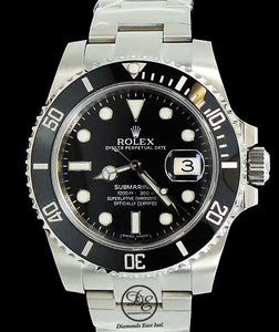 Rolex Oyster Perpetual Submariner Date 116610 LN