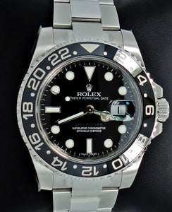 Rolex Oyster Perpetual GMT-Master II Date 116710 UNWORN