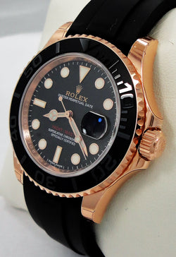 Rolex Yacht-Master 40mm 18k Rose Gold 116655 UNWORN