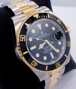 Rolex Oyster Perpetual Submariner Date 116613LN UNWORN