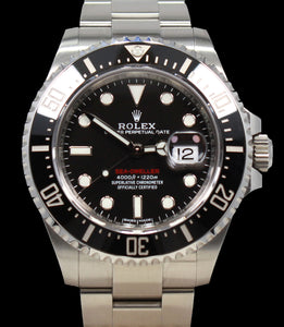 Rolex Oyster Perpetual Sea-Dweller 43mm 126600
