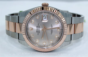 Rolex Oyster Perpetual Datejust 41 126331 SDTDO Unworn