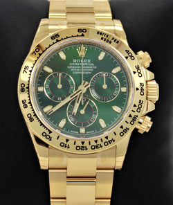 Rolex Oyster Perpetual Cosmograph Daytona 116508 GRNSO ( Unworn )