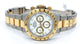 Rolex President 69178 Datejust 18K Yelow Gold 1.05CT Diamond Bezel Dial Watch