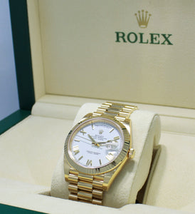 Rolex Oyster Perpetual Day-Date 40 228238 (Unworn)
