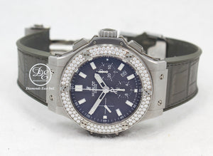 Hublot Big Bang Evolution 44mm Factory Diamonds Chrono 301.ST.5020.GR.1104
