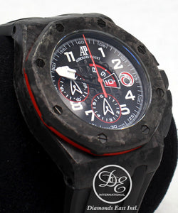 Audemars Piguet Royal Oak Alinghi Carbon Chronograph Limited BOX/PAPERS 226062FS.OO.A002CA.01