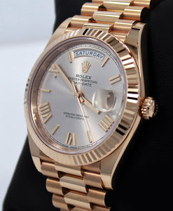 Rolex Oyster Perpetual Day-Date 40 228235 SDTRP UNWORN