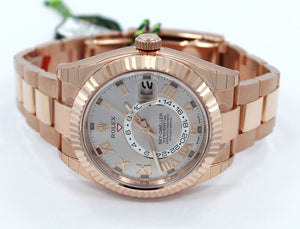 Rolex Sky-Dweller 18K Rose Gold 326935
