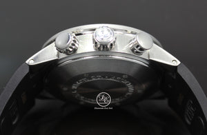 IWC Aquatimer 3719-28 Chronograph Day-Date 42mm Automatic Watch BOX/PAPERS