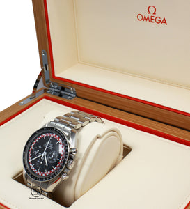 Omega Speedmaster Moonwatch Tintin Chronograph Mens Watch BOX/PAPER 31130423001004