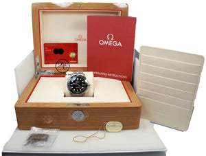 Omega Seamaster Diver 300M Automatic 41mm Watch 21230362001003 BOX/PAPERS