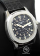PATEK PHILIPPE AQUANAUT 5064A-001 36mm Black Rubber Rare Watch Stainless Steel