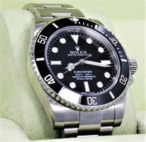 Rolex Oyster Perpetual Submariner 114060 (No Date)