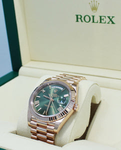 Rolex Oyster Perpetual Day-Date 40 228235 (Unworn)