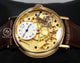Breguet La Tradition 18K Yellow Gold Skeleton Dial 37mm Manual 7027BA/11/9V6