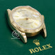 Rolex President Day-Date 36mm 118238 18K Yellow Gold Champagne Stick Dial PAPERS *FULLY SERVICED*