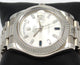 ROLEX Day Date II President 218239 18k White Gold FACTORY Sapphire Diamond Dial BOX/PAPER