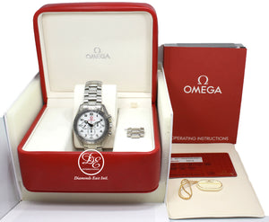 Omega Speedmaster Broad Arrow Olympic Collection 42mm Automatic 32110425004001 BOX/PAPER