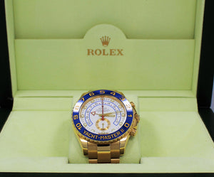 Rolex Yacht-Master II 116688 18K Yellow Gold BOX/PAPERS