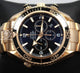 Omega Seamaster Planet Ocean 45.5mm 18K Rose Gold Chronograph Automatic 222.60.46.50.01.001 BOX/PAPER