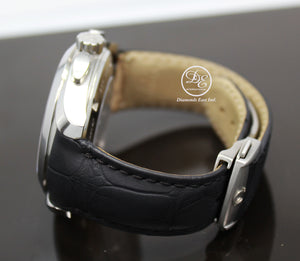 Omega Seamaster Aqua Terra 44mm Automatic  231.13.44.50.06.001 PAPERS BRAND NEW OMEGA LEATHER BAND *MINT*