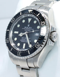Rolex Sea Dweller DeepSea 116660 Oyster Perpetual BOX/PAPERS