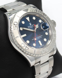 Rolex Yacht-Master 40mm Blue Dial 116622 BOX/PAPERS