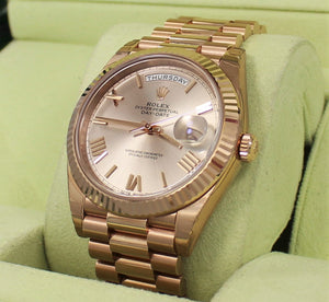 Rolex Oyster Perpetual Day-Date 40 228235 SDTRP