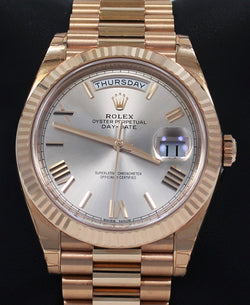 Rolex Oyster Perpetual Day-Date 40 228235 SDTRP (Unworn)