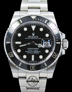 Rolex Oyster Perpetual Submariner Date 116610 LN BOX/PAPERS