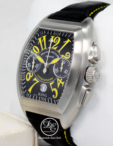 Franck Muller Master Of Complications Conquistador King 8005CC 40mm LIMITED EDITION