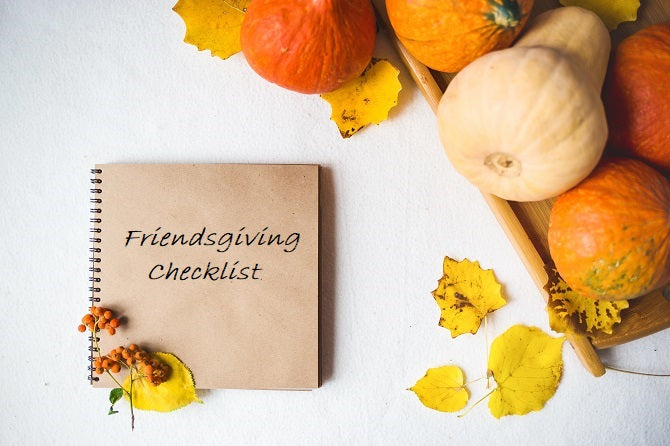 Be Sure to Stock Up on These Items to Avert Friendsgiving Disasters