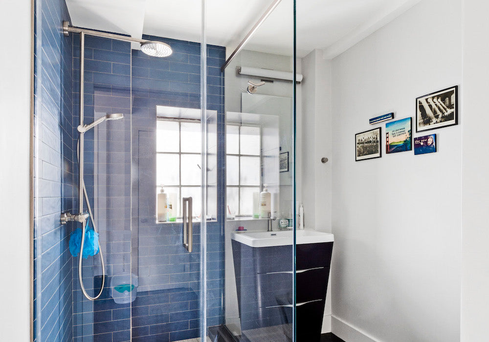 A growing family prompts a layout change: adding a second bath and bedroom