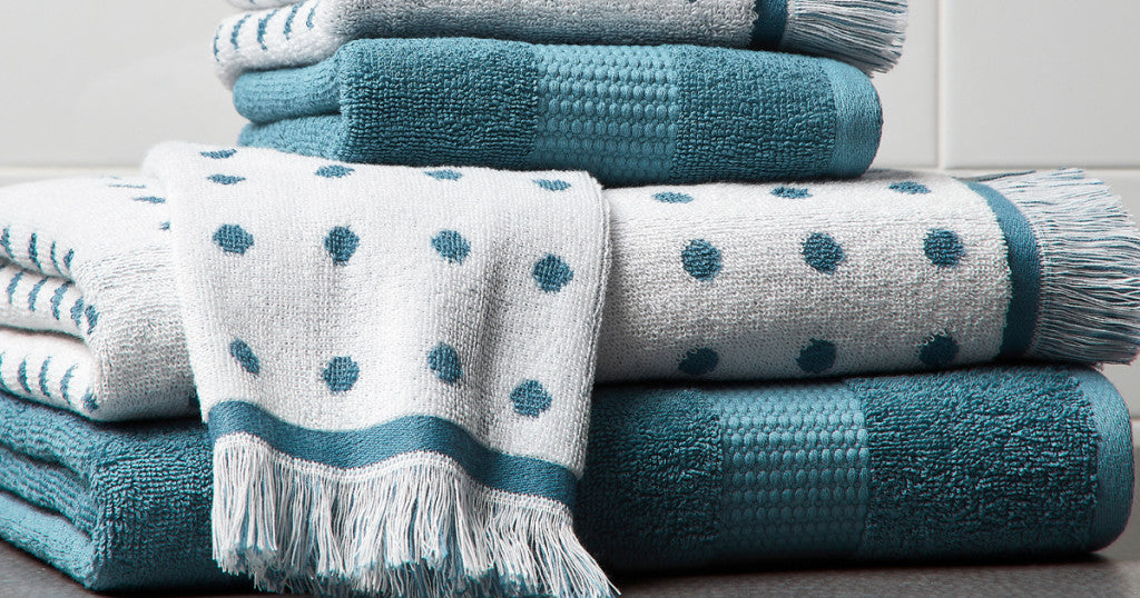 Better Homes & Gardens 6-Piece Bath Towel Set Only $14.99 on Walmart (Regularly $45)