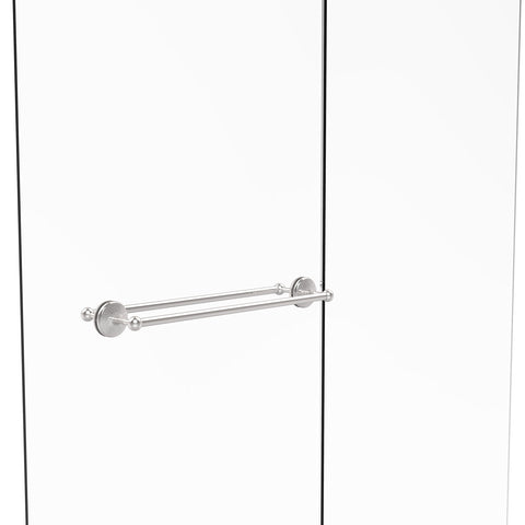 "Allied Brass MC-41-BB-24-PC Monte Carlo Collection 24"" Back To Back Shower Door Towel bar,"