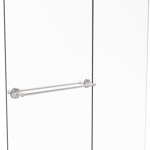 "Allied Brass MC-41-BB-30-SCH Monte Carlo Collection 30"" Back To Back Shower Door Towel bar,"