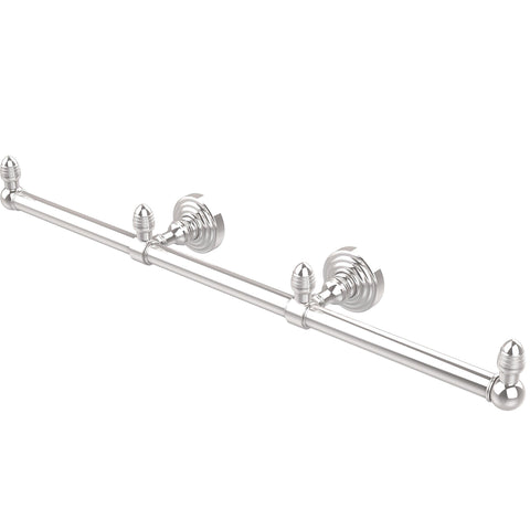 Allld|#Allied Brass BPWP-HTB-3-PC Waverly Place Collection 3 Arm Guest Towel Holder,