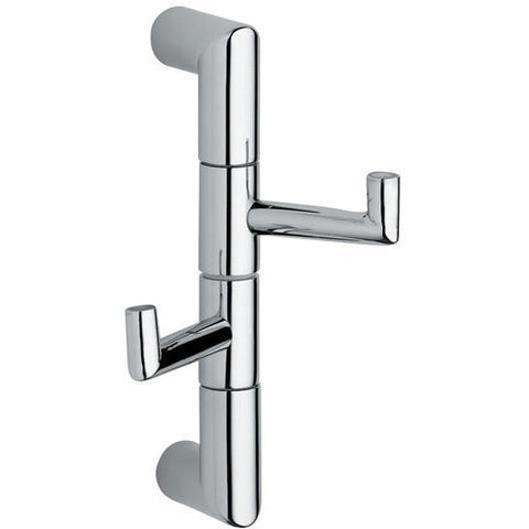 BA Ambiente Wall Swing Double Towel Robe Hooks Hanger for Bath Towel Holder