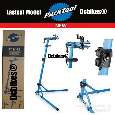 Park Tool PCS10 Version 2 Home Mechanic MTB Road Professional Deluxe Workstand